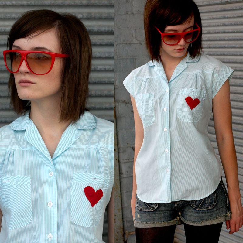 Heart-shirt