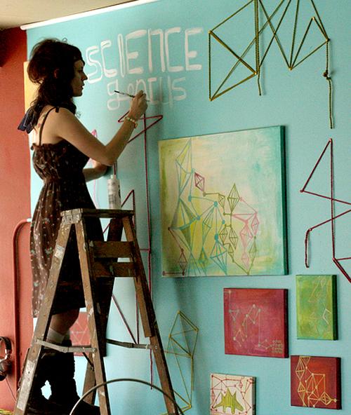 Elsie-painting