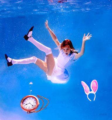 Alice-rabbit-hole