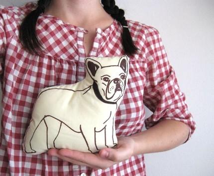 French-bulldog-pillow