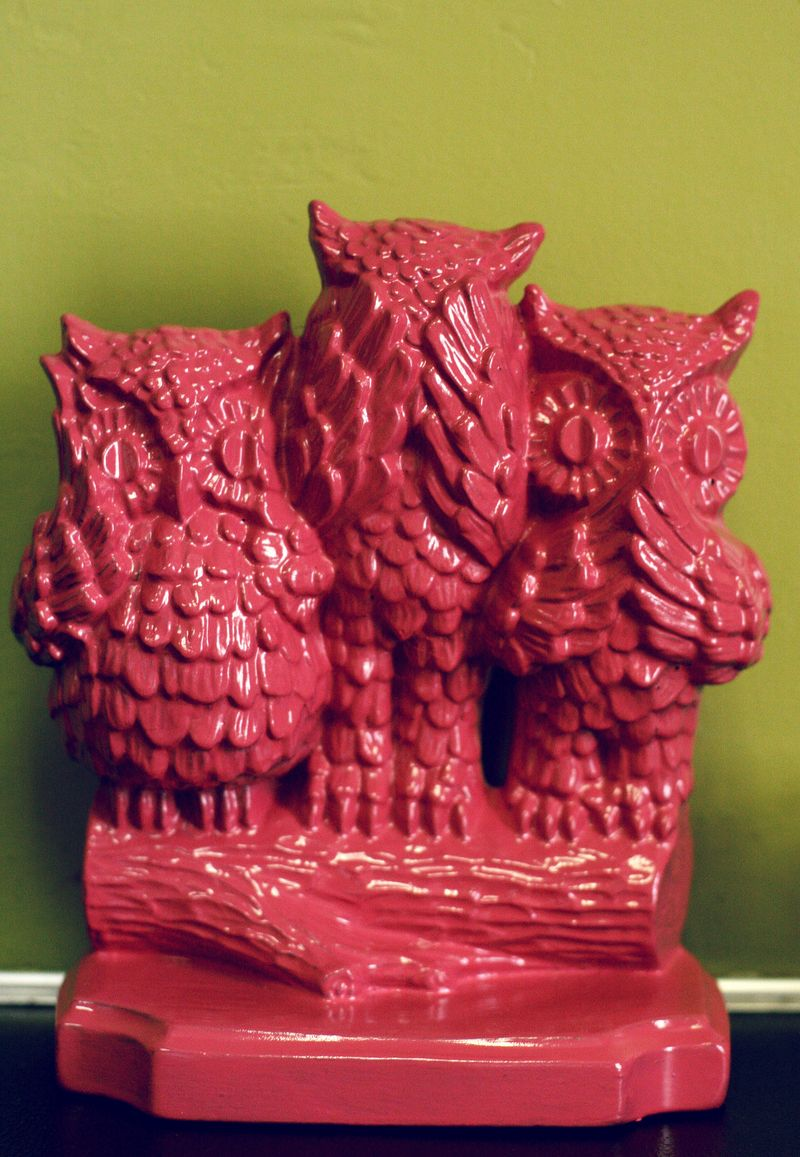 Pink-owls