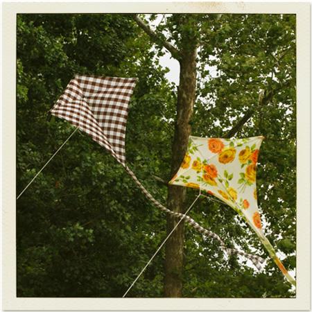 Vintage-fabric-kite