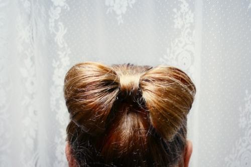 Bow-hair