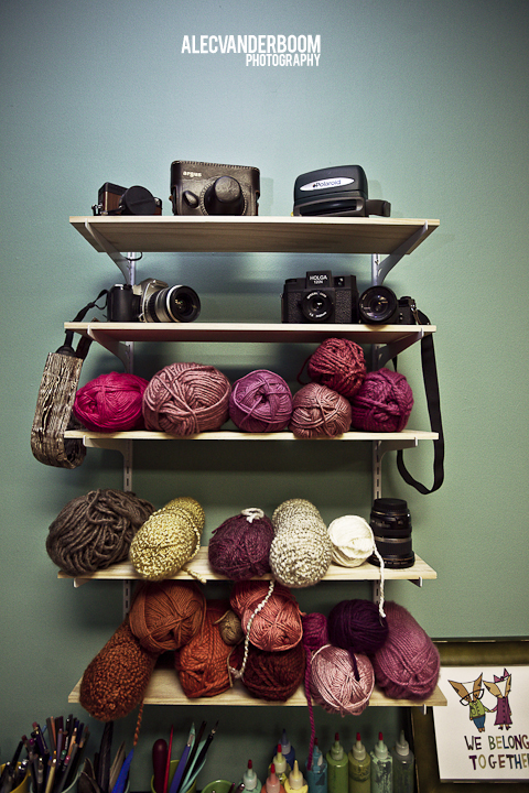 Yarn-cameras