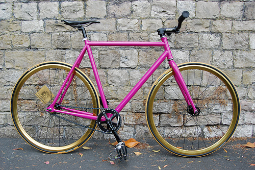 Pink_bicycle