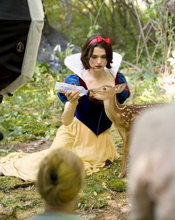 Snow white annie leibovitz