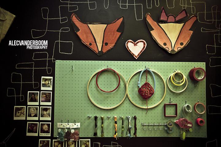 Elsie-studio-foxes