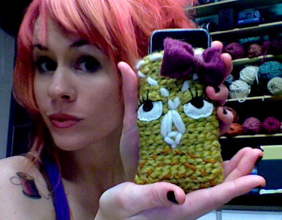 Elsie+owl