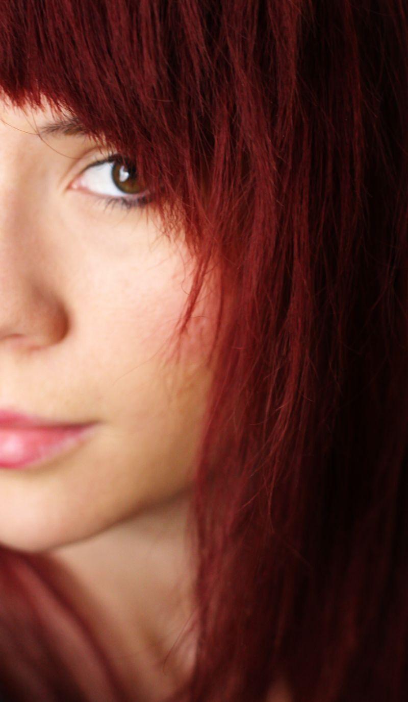 Elsie-reddish