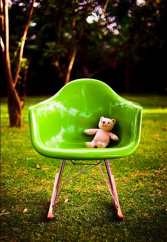 Green_shell_chair
