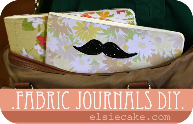 Journal DIY header
