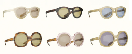 Orla kiely sunglasses spring summer 2010