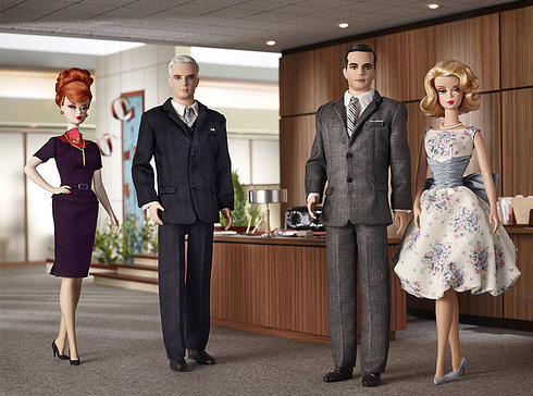Mad-men-barbie