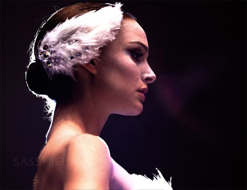 natalie portman hair black swan