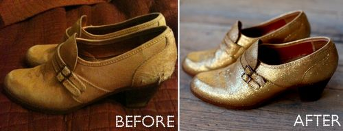 Restyle_gold_shoes_before+after