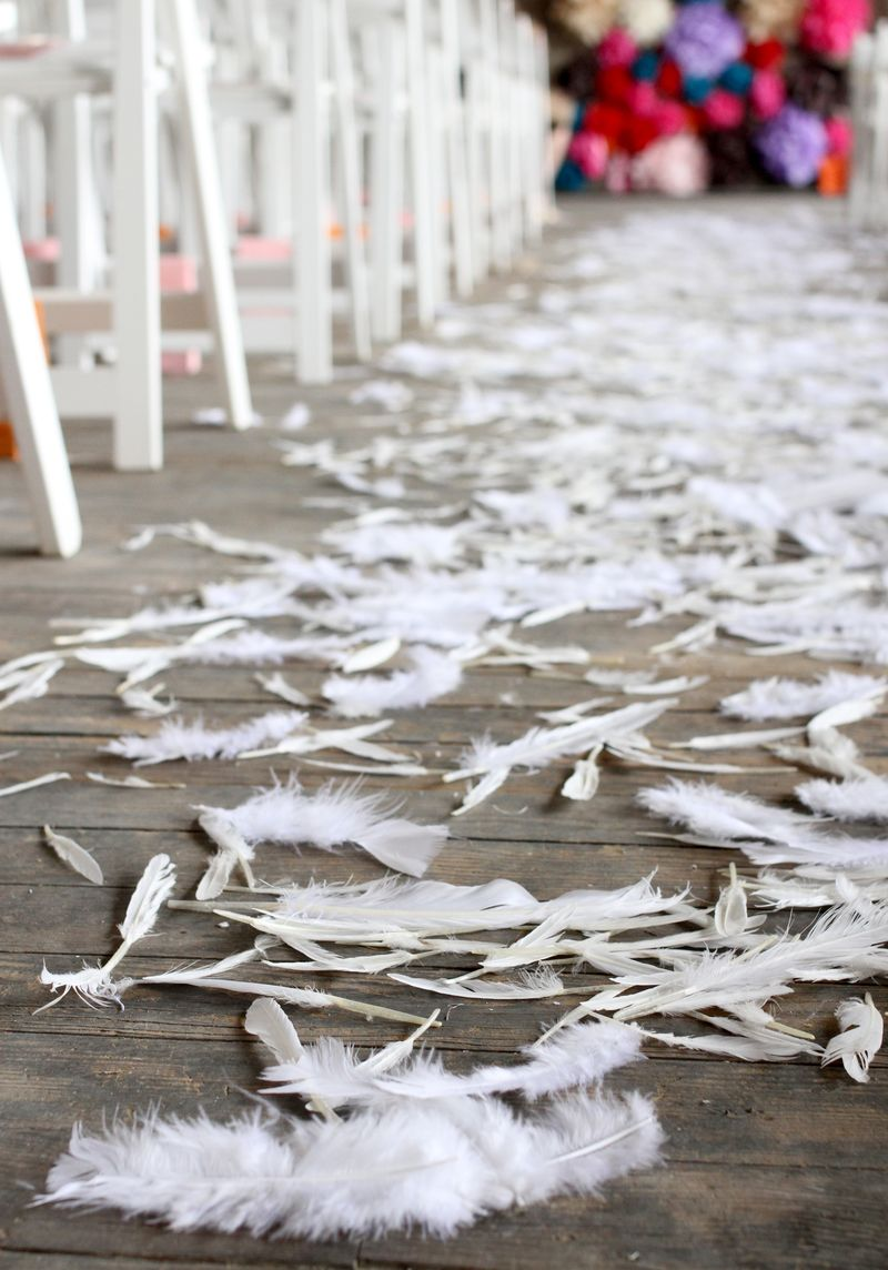 Feather Aisle