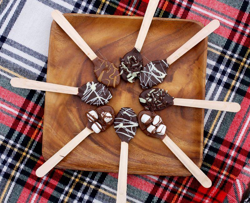 Spoonfuls Of Chocolate | Stunningly Easy Homemade Stocking Stuffer Ideas