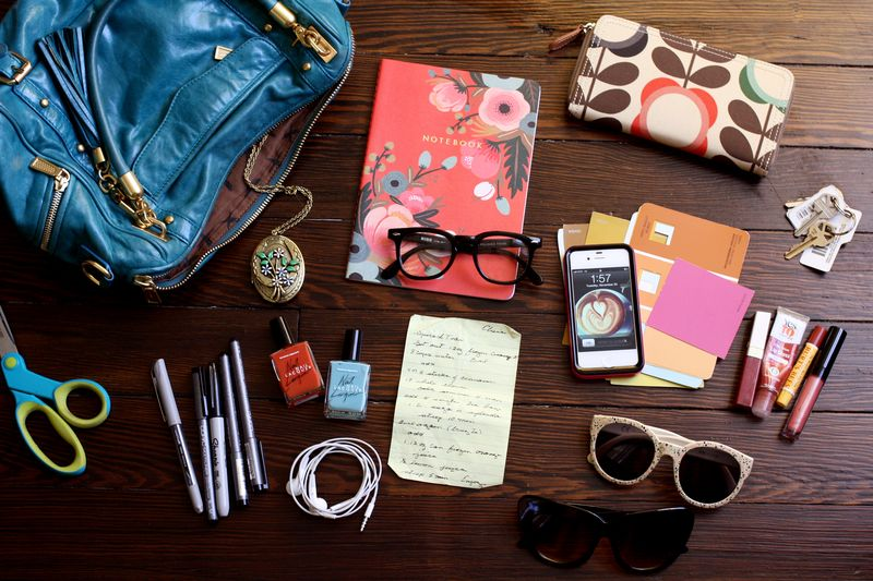 What's in my bag 1