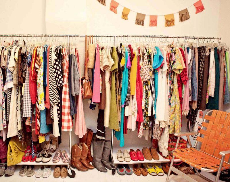 Elsie larson closet 2