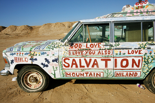 19 salvation mountain