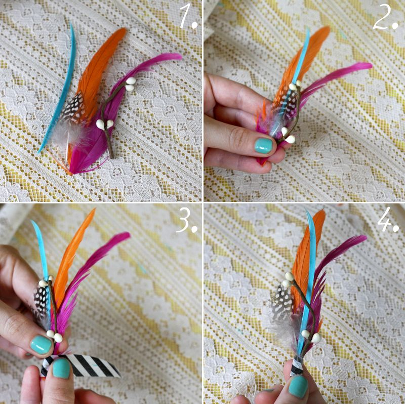Diy feather boutonnieres a beautiful mess 6a00d8358081ff69e2014e89498d35970d 800wi 6a00d8358081ff69e2014e89498d35970d 800wi diy feather boutonniere solutioingenieria Image collections