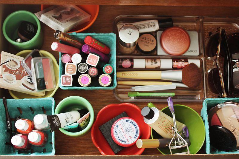 Makeup organization 2