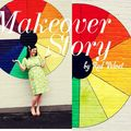 Meg's Colorful & Confident Makeover Story - April 04, 2011