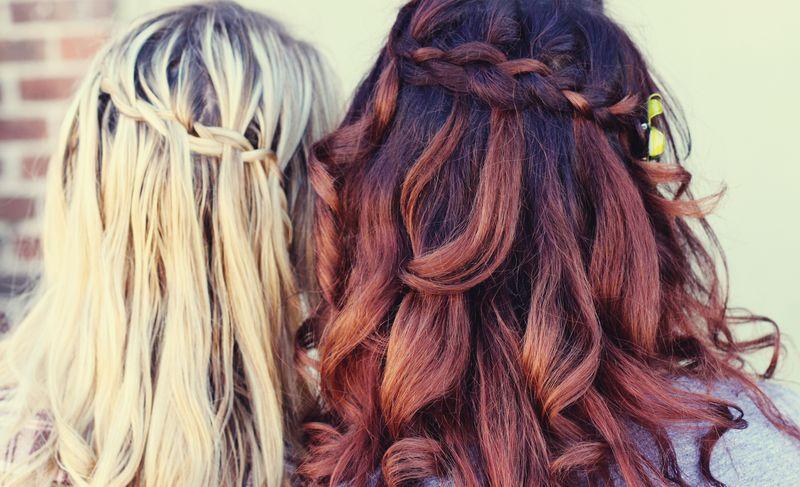 Sensational Tricks Treats Cascade Braid With Sarah Lockhart A Beautiful Mess Short Hairstyles For Black Women Fulllsitofus