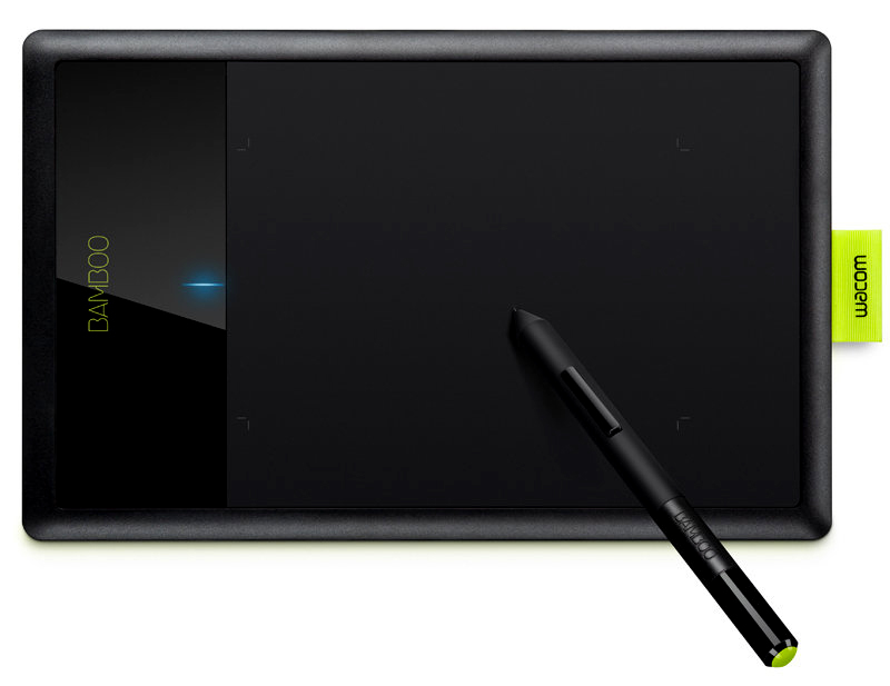 2 bamboo tablet