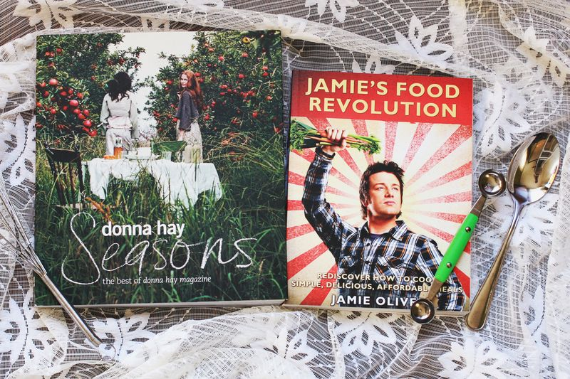 Favorite cookbooks 2