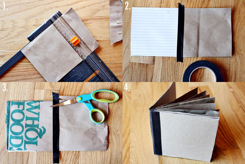 How To Make Beautiful Book Cover : Highlights scrapbook diy a beautiful mess