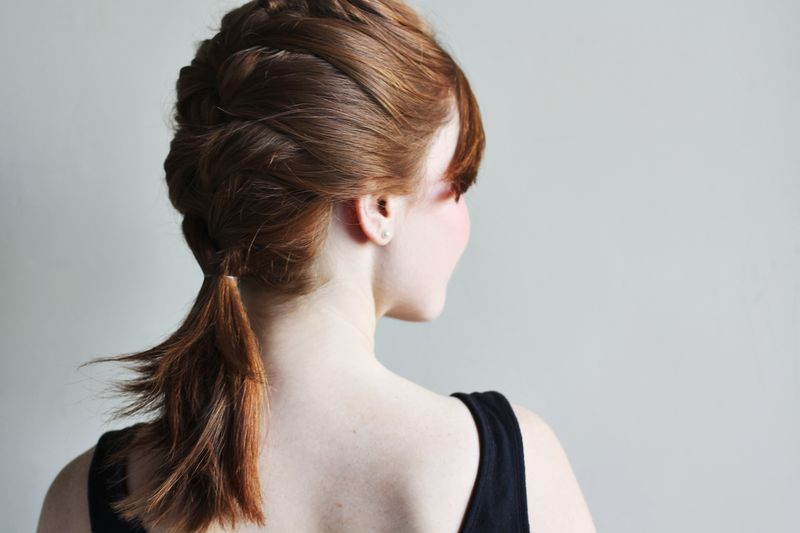 French braid 4