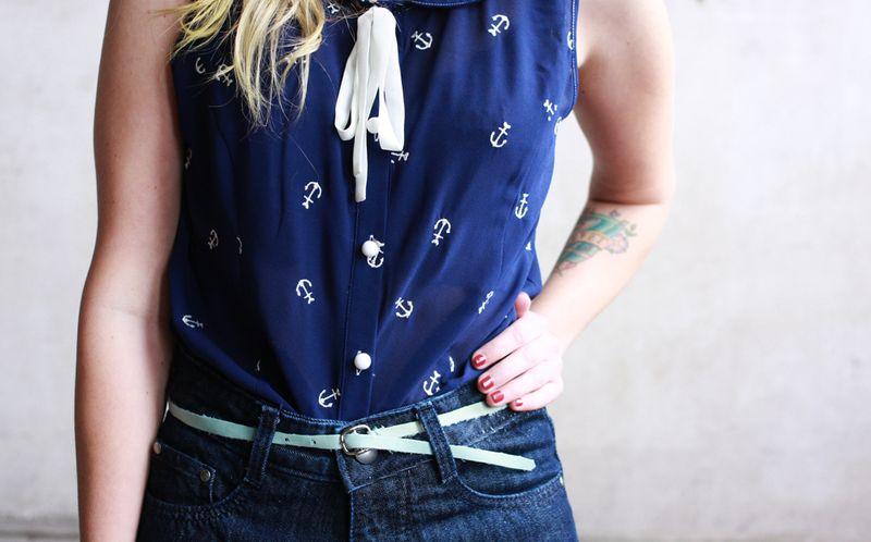 Skinny belt2