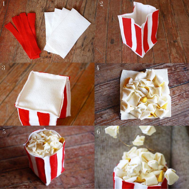 Popcorn DIY