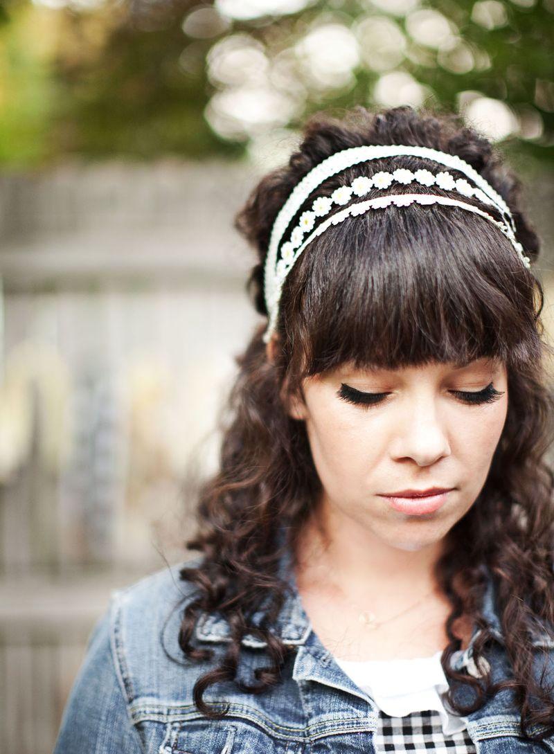 Lace headband 1
