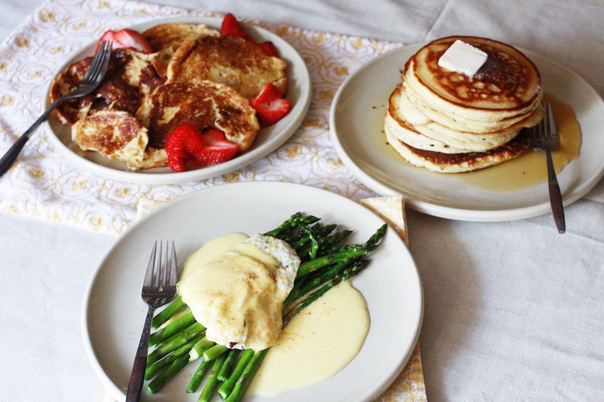 Breakfast Basics: Perfect Pancakes, Fancy French Toast And