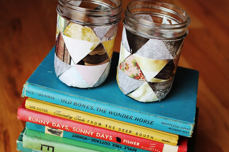 DIY GEOMETRIC VOTIVE PROJECT 3
