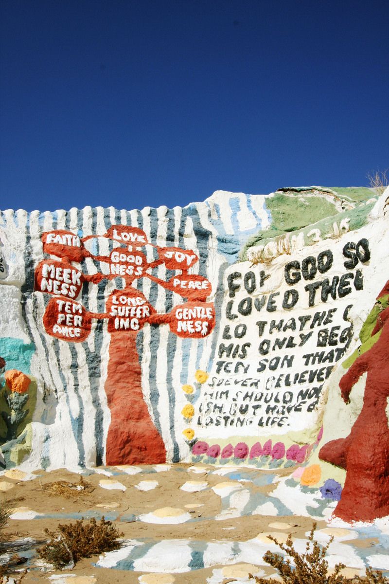 9 salvation mountain