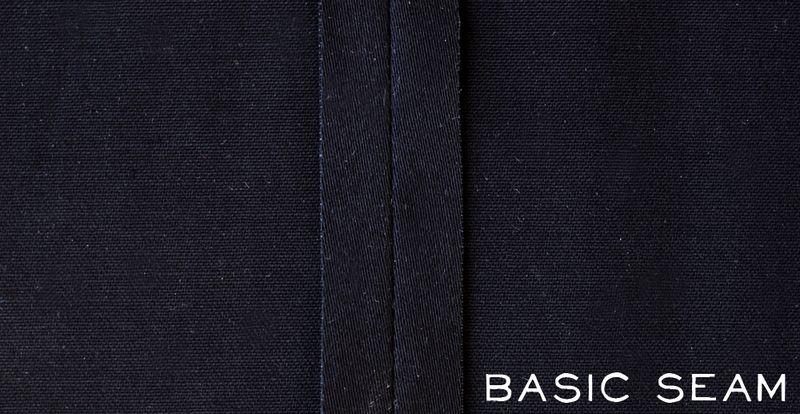 Basic seam