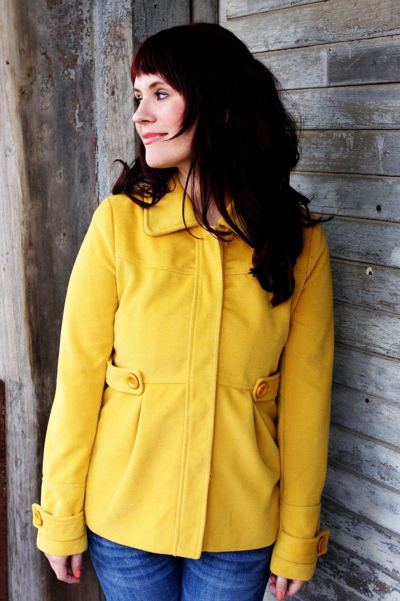 3 Ways To Dress Up a Winter Coat! - A Beautiful Mess