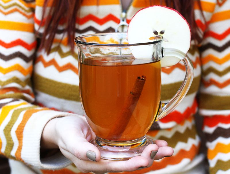 How To Make Apple Cider Alcoholic Drink