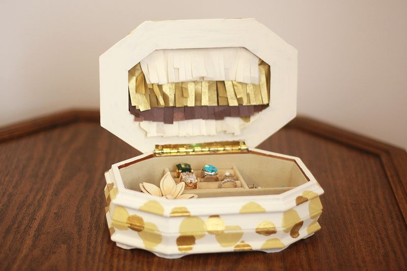 Jewelry Box Restyle A Beautiful Mess