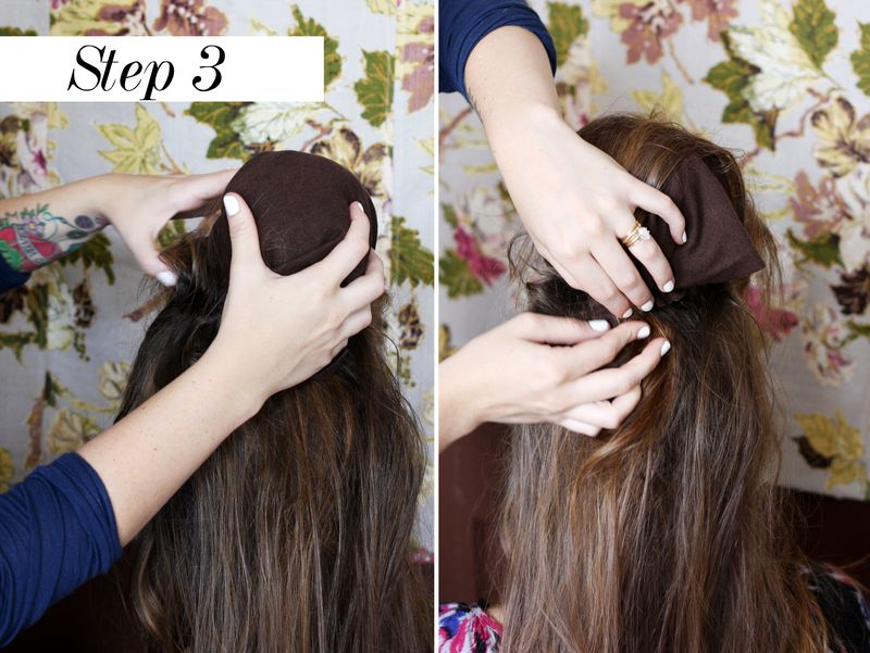 how to style hair pieces