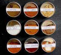 Magnetic Spice Storage: Weekend Project