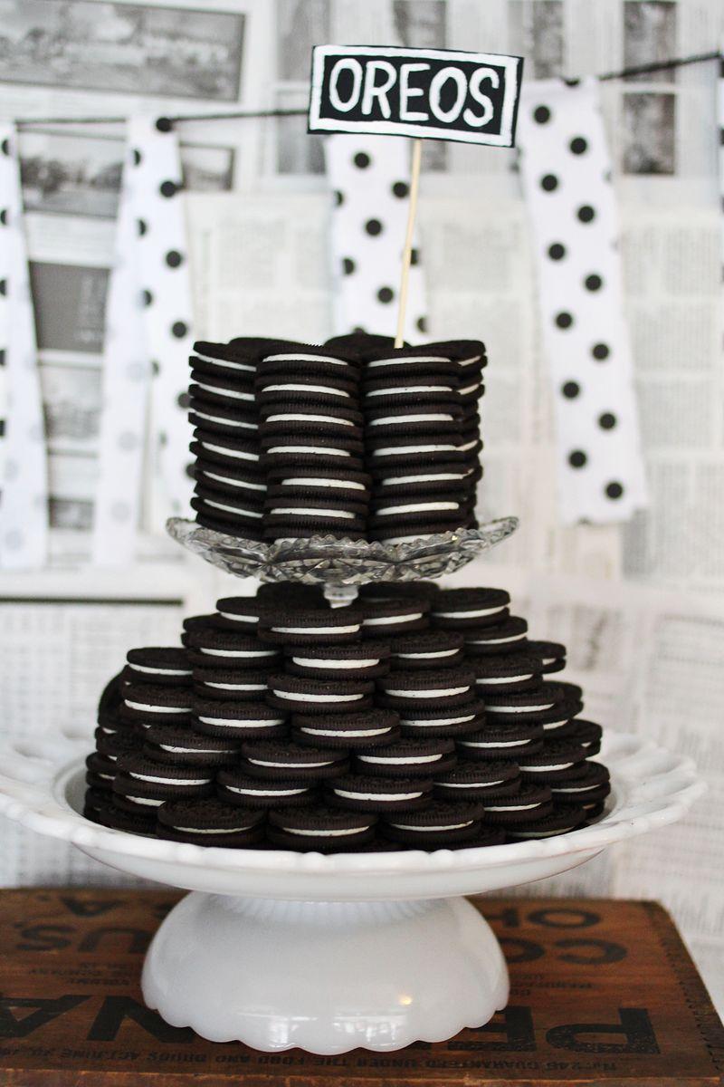Chocolate table 6