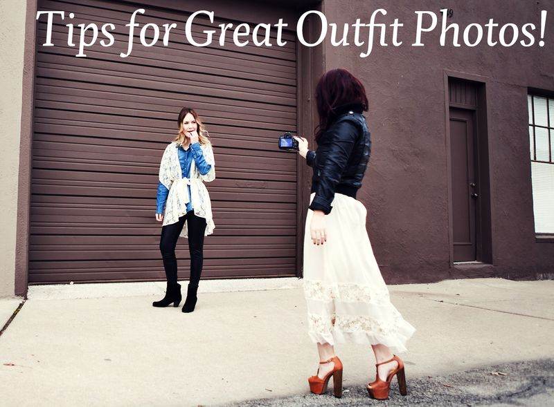 Tips for Great Outfit Photos