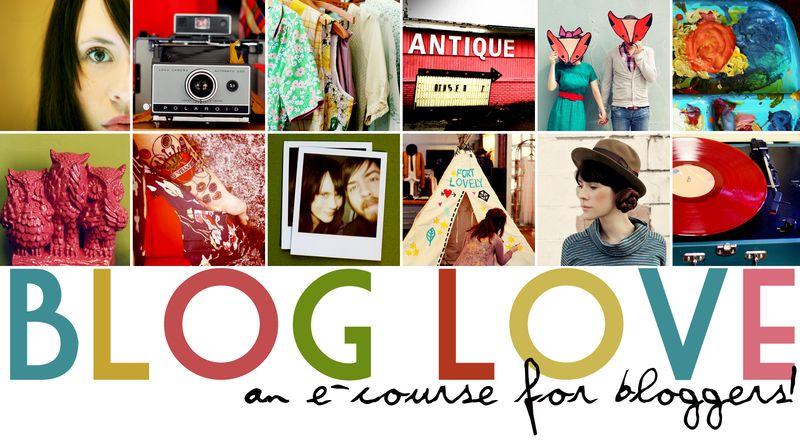 blog love e-course