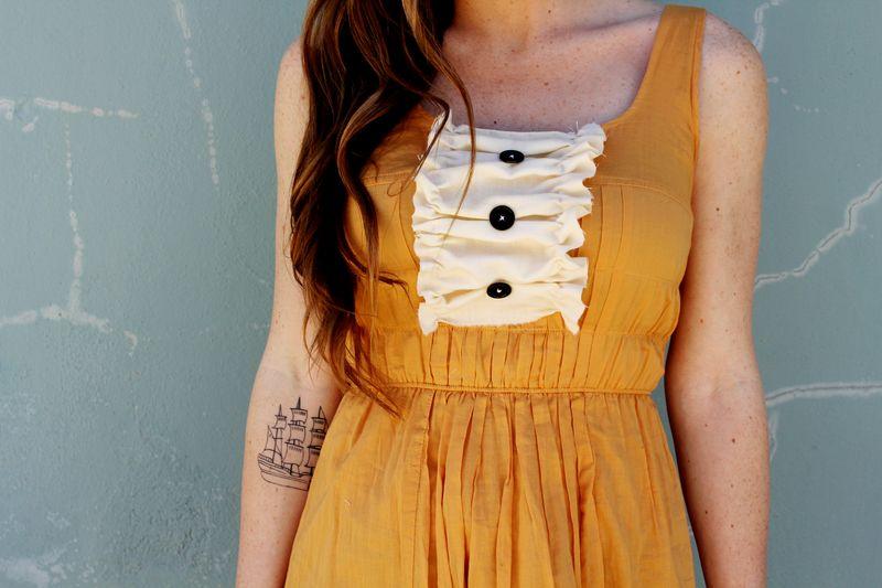 Dress DIY 1
