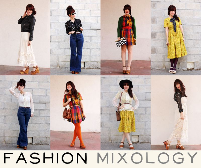 Fashion mixology
