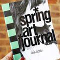 Elsie's Spring Art Journal - March 25, 2012